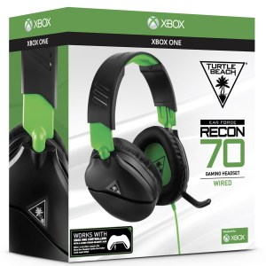 Xbox One: Turtle Beach Recon 70X Xbox