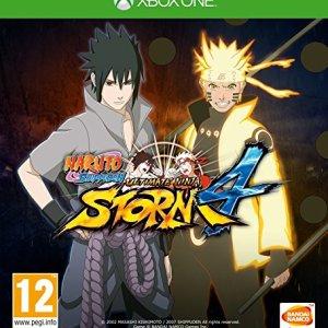 Xbox One: Naruto Shippuden: Ultimate Ninja Storm 4