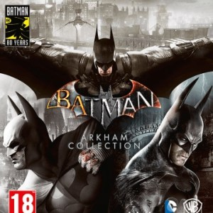 Xbox One: Batman: Arkham Collection Steelbook Edition