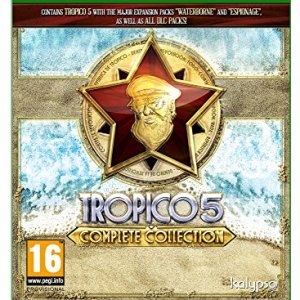 Xbox One: Tropico 5 - Complete Collection