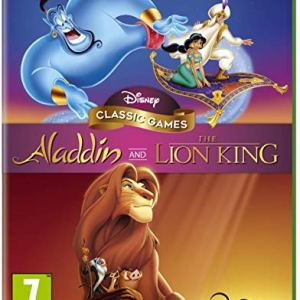 Xbox One: Disney Classic Games: Aladdin and The Lion King