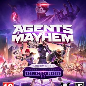 Xbox One: Agents of Mayhem - Day 1 Edition