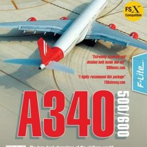 PC: A340-500/600 Expansion pack for FS2004/FSX