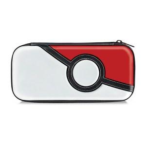 Switch: Switch Slim Travel Case - Poke Ball Edition