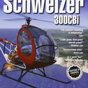 PC: Schweizer 300CBi Expansion for Microsoft Fight Simulator X/2004