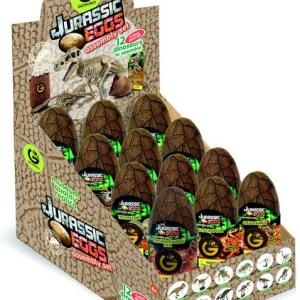 GEOW Jurassic Eggs-Dinos