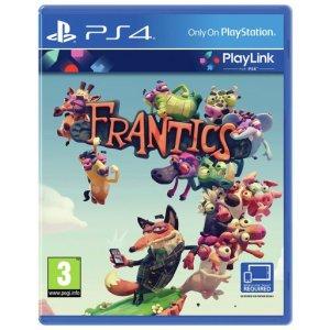 PS4: PS4 Frantics (playlink)