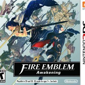 3DS: Fire Emblem: Awakening