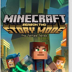Switch: Minecraft Story Mode: Season 2