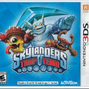3DS: Skylanders Trap team (käytetty)