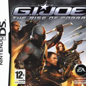 NDS: G.I. JOE - The Rise of Cobra