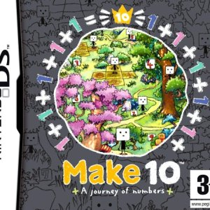 NDS: Make 10: A Journey of numbers (käytetty)