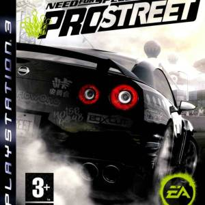 PS3: Need For Speed: ProStreet (käytetty)