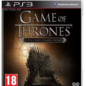 PS3: Game of Thrones - A Telltale Game Series - Season 1