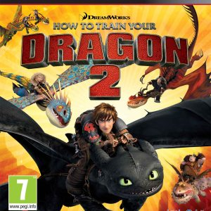 PS3: How to Train Your Dragon 2