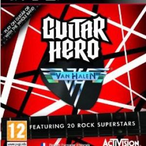 PS3: Guitar Hero Van Halen - Game Only