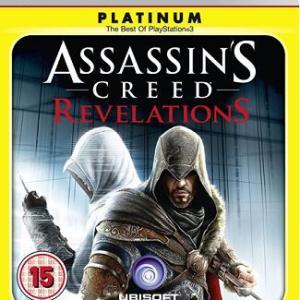 PS3: Assassins Creed Revelations - Platinum