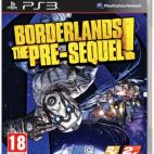 PS3: Borderlands: The Pre-sequel!