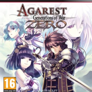 PS3: Agarest: Generations of War Zero [Standard Edition]