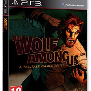 PS3: The Wolf Among Us