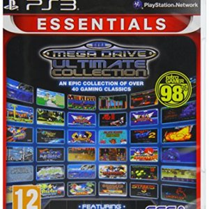 PS3: SEGA Mega Drive Ultimate Collection - Essentials
