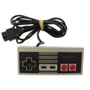 Retro: Nintendo 8Bit ohjain (käytetty)