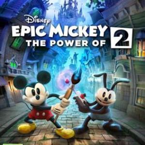 Wii: Disney Epic Mickey 2 (käytetty)
