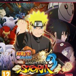 PS3: Naruto Shippuden Ultimate Ninja Storm 3 (käytetty)