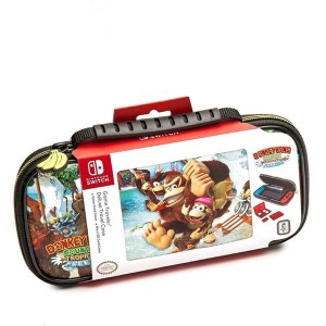 Switch: Game Traveler Deluxe Travel Case Donkey Kong Country: Tropical Freeze