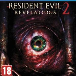 PS4: Resident Evil Revelations 2