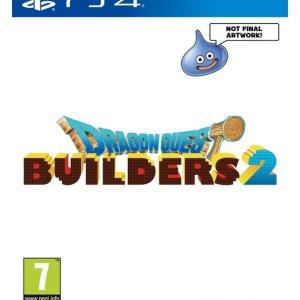 3DS: Dragon Quest Builders 2