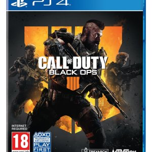 PS4: Call of Duty Black Ops 4