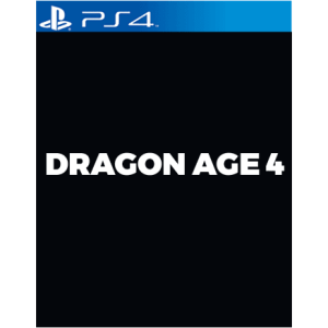 PS4: Dragon Age 4