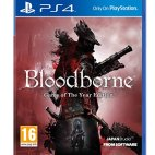 PS4: Bloodborne - Game of the Year