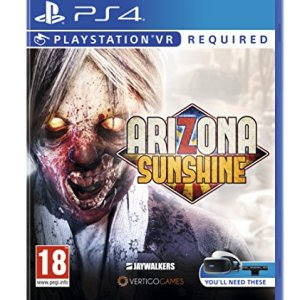 PS4: Arizona Sunshine