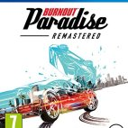 PS2: Burnout Paradise Remastered HD