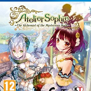 PS4: Atelier Sophie: The Alchemist of the Mysterious Book