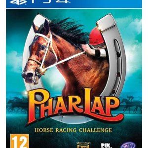PS3: Phar Lap Horse Racing Challenge