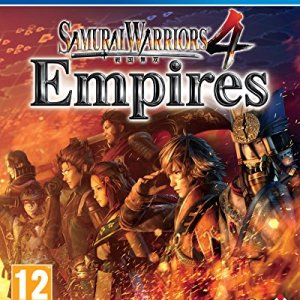 PS4: Samurai Warriors 4 Empires