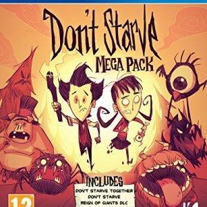 PS4: Dont Starve Mega Pack