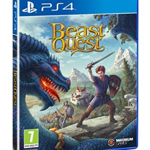 PS4: Beast Quest - The Official Game