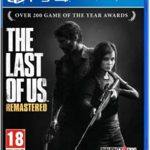 PS4: The Last of Us - Remastered (käytetty)
