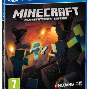 PS4: Minecraft