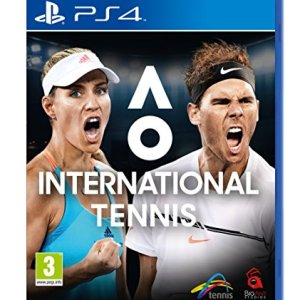 PS4: AO International Tennis