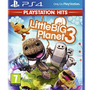 PS4: LittleBigPlanet 3  - PlayStation Hits