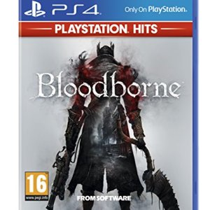 PS4: Bloodborne  - PlayStation Hits