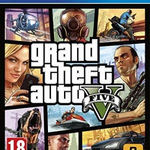 PS4: Grand Theft Auto V