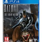 PS4: Batman The Telltale Series: The Enemy Within