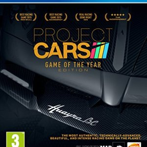 PS4: Project CARS - Game of the Year Edition