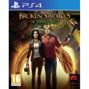 PS4: Broken Sword 5: The Serpents Curse